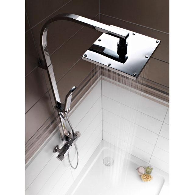 colonne de douche douche de pluie colonne hydromassante robinetterie discount. Black Bedroom Furniture Sets. Home Design Ideas